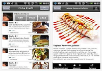 Food Reporter Windows Phone