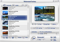 Watermark Factory - advanced watermark creator