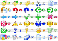 Stock Toolbar Icons