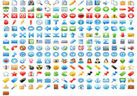 24x24 Free Application Icons