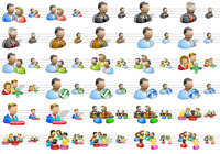 People Icons for Vista