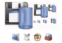 Vista Network Icons