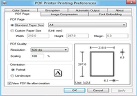 PDF Printer for Windows 8