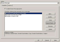 Extract Message Action for InboxRULES