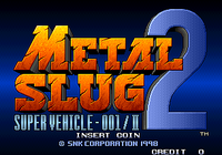 Metal Slug 2: Super Vehicle