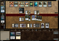 Magic : the Gathering Online