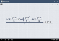 MyScript Calculator Android