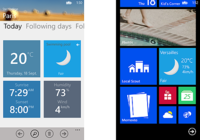 Météo 3.0 (Windows Phone)