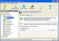 OpenOffice Password Recovery