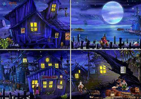 The Docks Of Monkey Island