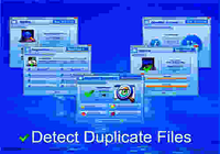 Detect Duplicate Files