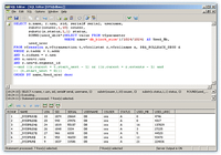SQL Editor for Oracle
