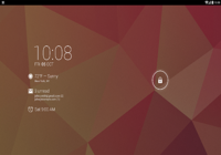 Dashclock Widget Android