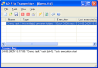 AD File Transmitter