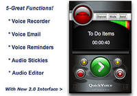 QuickVoice for Windows