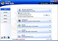 PC Tools Disk Suite