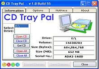 CD Tray Pal