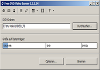 Free DVD Video Burner