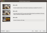 ImTOO 3D Video Converter pour Mac