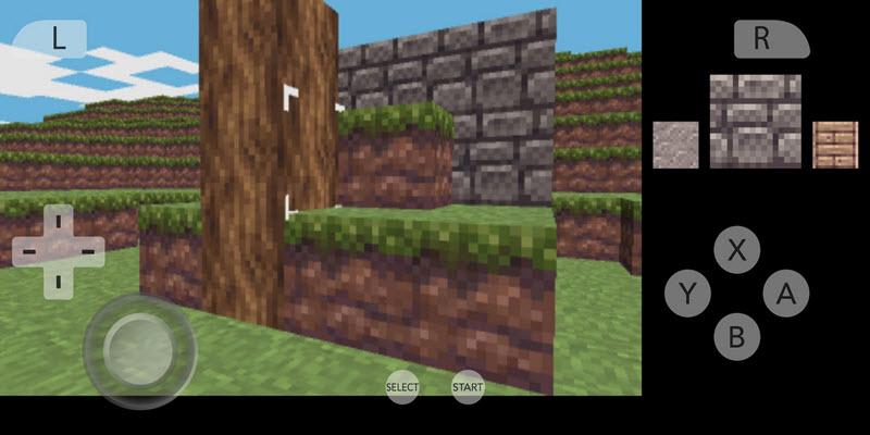 Capture d'écran Citra Android