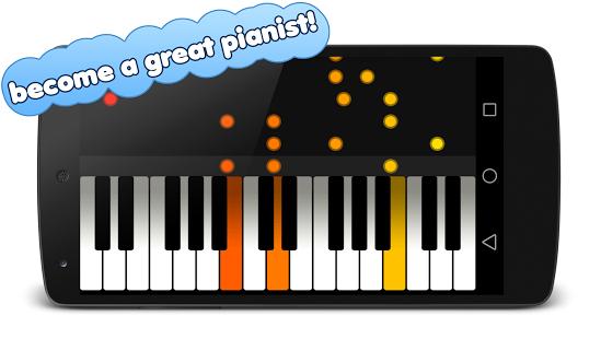 Capture d'écran Mini Piano