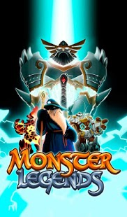 Capture d'écran Monster Legends