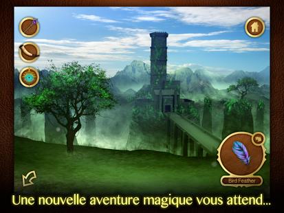 Capture d'écran Le Château Magique