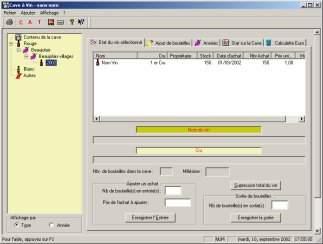 Capture d'écran Cave à Vin pour PC