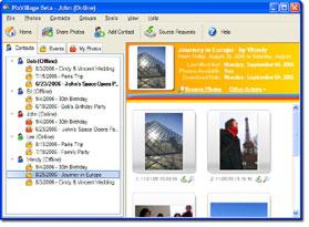 Capture d'écran PixVillage