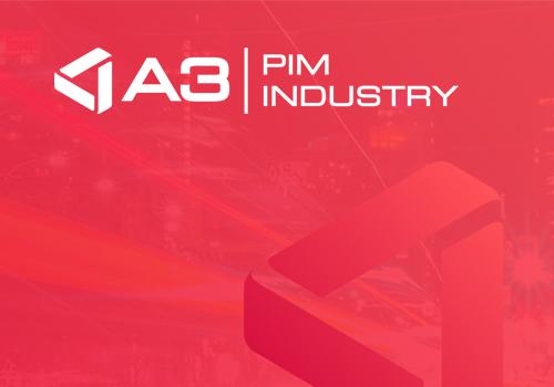 Capture d'écran A3 PIM Industry