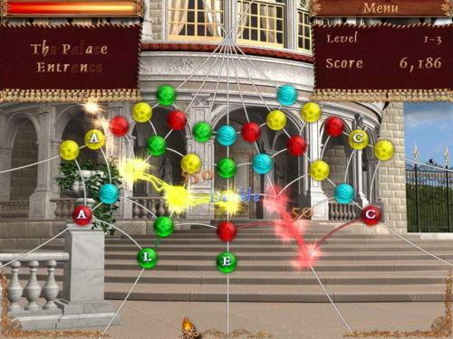 Capture d'écran Rainbow Web 2