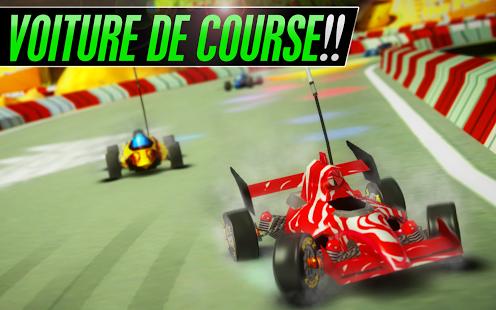 Capture d'écran Touch Racing 2