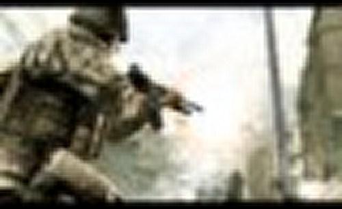 Capture d'écran Call of Duty 4 : Modern Warfare