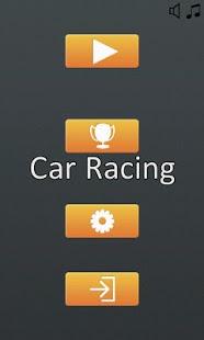 Capture d'écran Car Racing