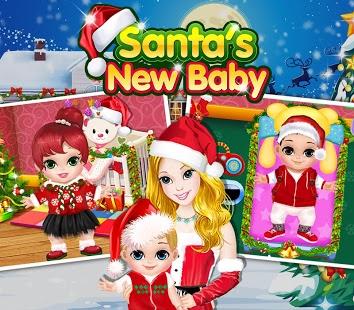 Capture d'écran New Baby – Little Santa Babies