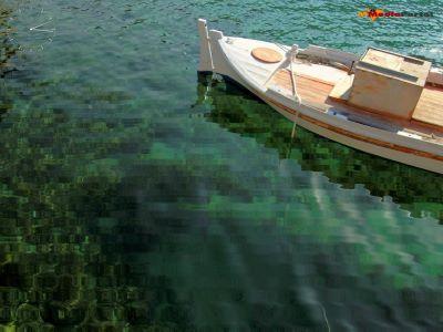 Capture d'écran Handmade Boat Screensaver