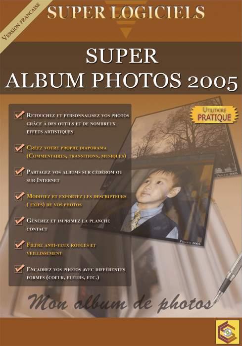 Capture d'écran Super Album Photos 2
