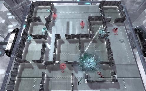 Capture d'écran Frozen Synapse Prime