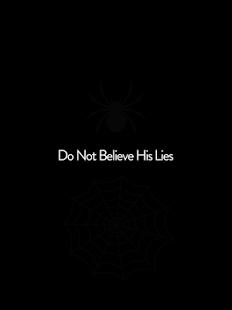 Capture d'écran Do Not Believe His Lies