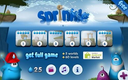Capture d'écran Sprinkle Free