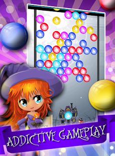 Capture d'écran Witch's Magic Bubble