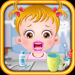 Capture d'écran Baby Hazel Dental Care