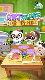 Capture d'écran Cours d'Art avec Dr. Panda
