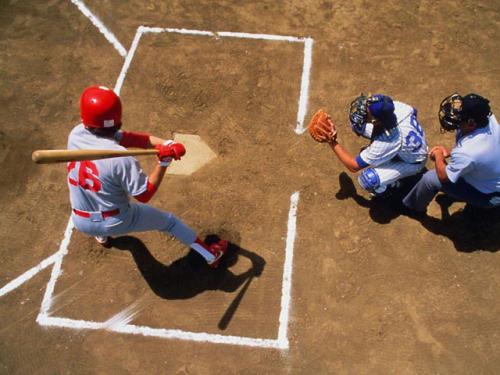 Capture d'écran Free Baseball Pictures Screensaver