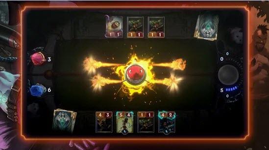 Capture d'écran Legends of Runeterra iOS