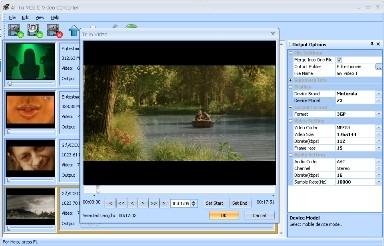 Capture d'écran All To Mobile Video Converter