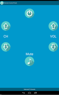 Capture d'écran Remote Control Prank