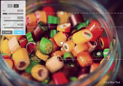 Capture d'écran Autodesk Pixlr