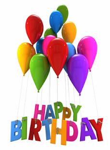 Capture d'écran Birthday Greeting Cards Free