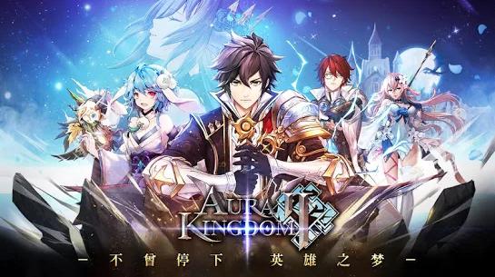 Capture d'écran Aura Kingdom 2 Android